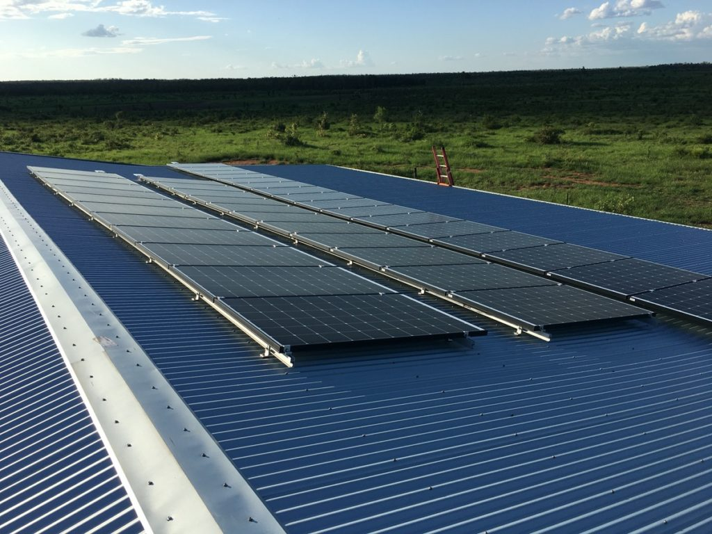 Expert Electrical off-grid solar panels