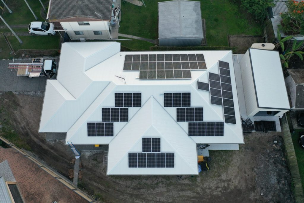 Expert Electrical commercial solar panels
